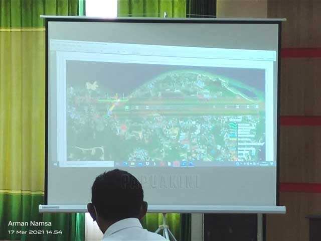Ketersediaan Lahan Kunci Realisasi Perluasan Bandara Rendani