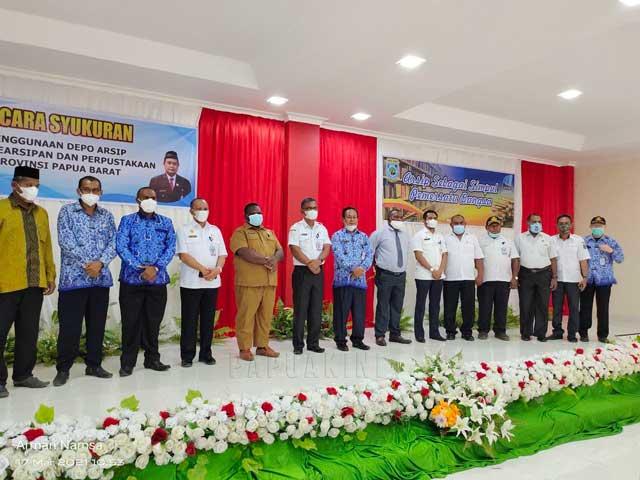 ANRI Masih Beri Predikat Buruk Kearsipan Papua Barat