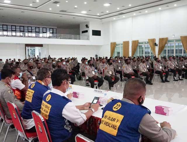 103 Orang Asli Papua Lolos Seleksi Sekolah Inspektur Polisi