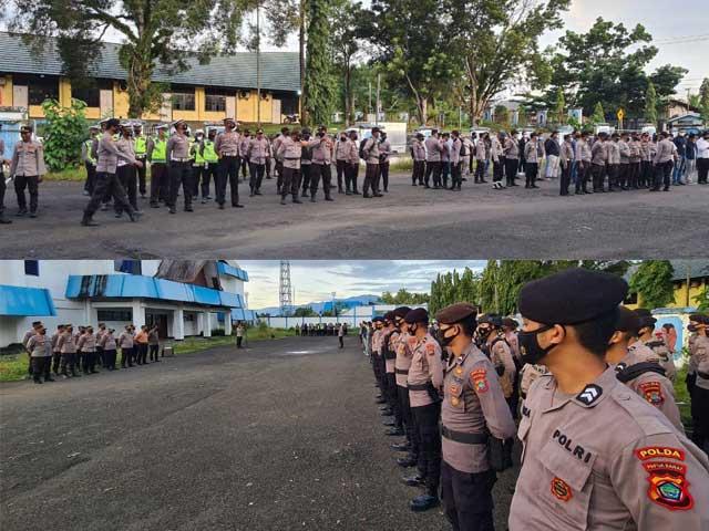 320 Personil Polda Papua Barat Bakal Kawal Pemakaman Hugo dan Daud