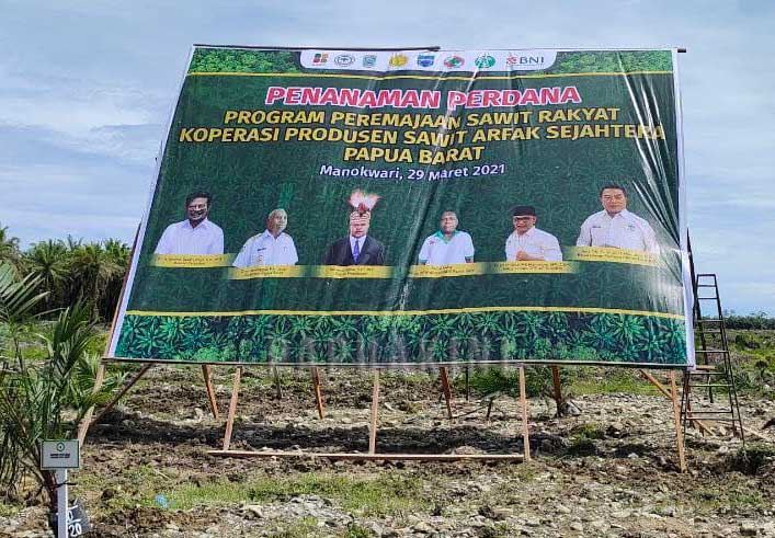 Bupati Manokwari: Bangun Tanah Papua Jangan Hitung Untung Rugi