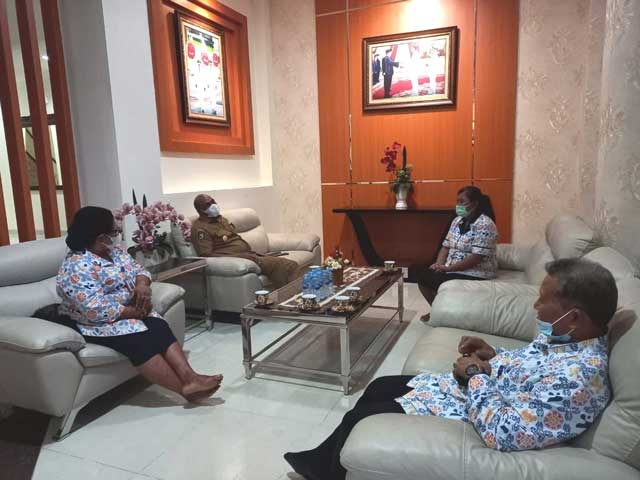 BKKBN Ambil Data Wakil Gubernur Papua Barat