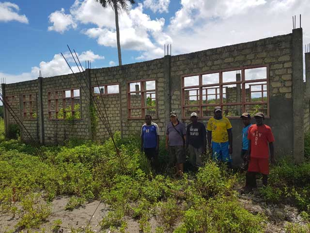 Masyarakat Omba Nariki Minta Bupati Kaimana Lihat Proyek Mangkrak