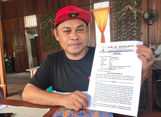 Tersangka Penyalahgunaan Dana Masjid Karawawi Minta Penangguhan Penahanan