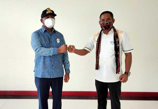 Flobamora Papua Barat Terima Kasih Warga dan Pemprov Papua Barat