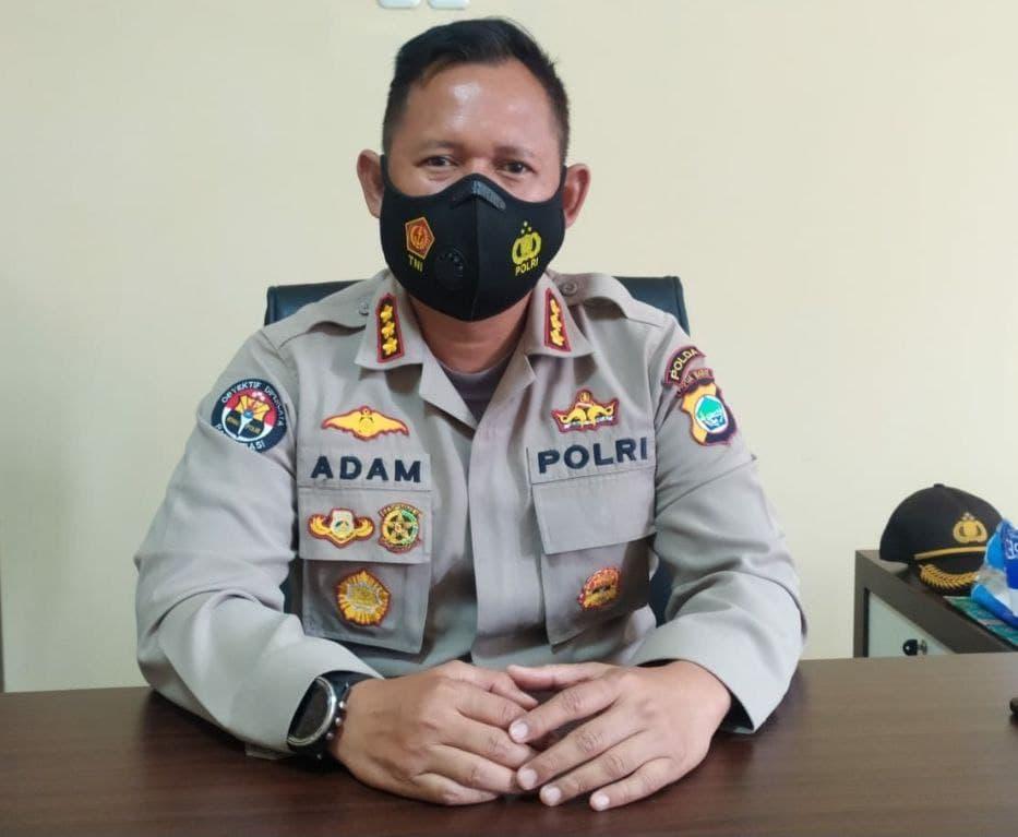 125 Polisi Amankan Pelantikan Bupati dan Wakil Bupati Kaimana, Fakfak, Sorong Selatan
