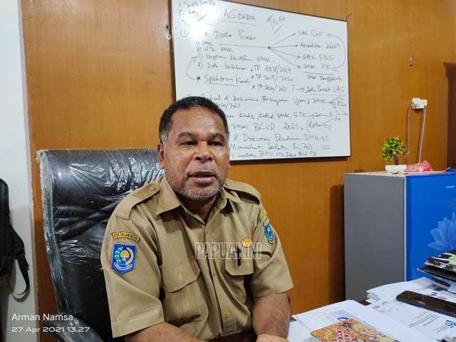 Tahun Ini Penerapan Kurikulum Link and Match SMK di Papua Barat