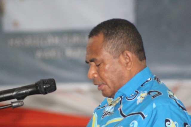 Gubernur Papua Barat Ingatkan Bupati dan Wabup Kaimana Soal Korupsi