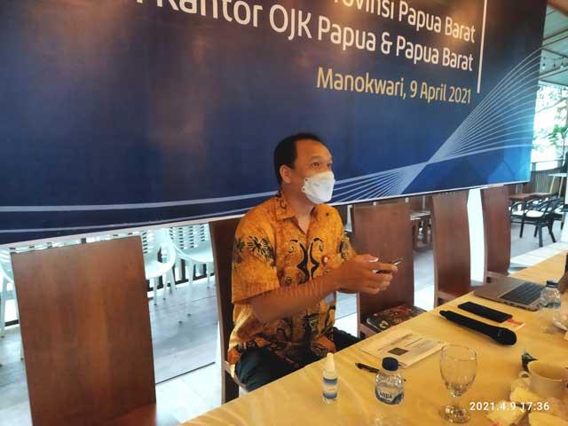 OJK Tanah Papua Ingatkan Hati-hati Pinjaman Online