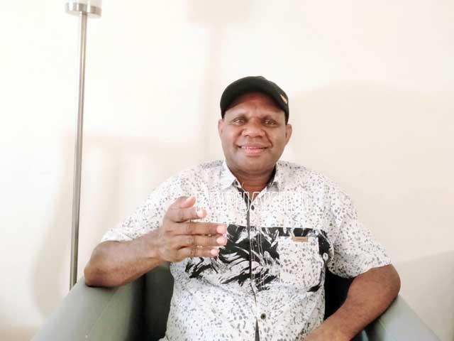 Lewi Orouw: Tim Sukses Terkabul Kaimana Dibubarkan Pasca Pelantikan