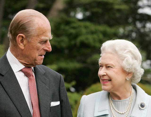 Suami Ratu Elizabeth II Mangkat