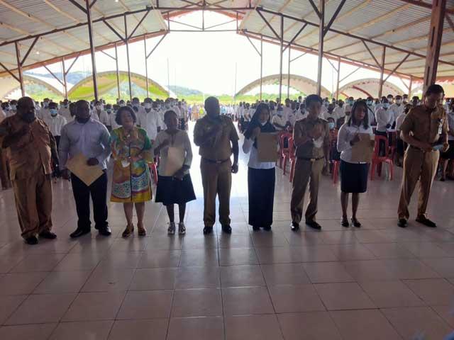 BKPSDM Manokwari Selatan Bilang Tak Berwenang Intervensi CPNS
