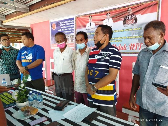 Flobamora Papua Barat Berhasil Galang 774,249 Juta Dana Bencana NTT