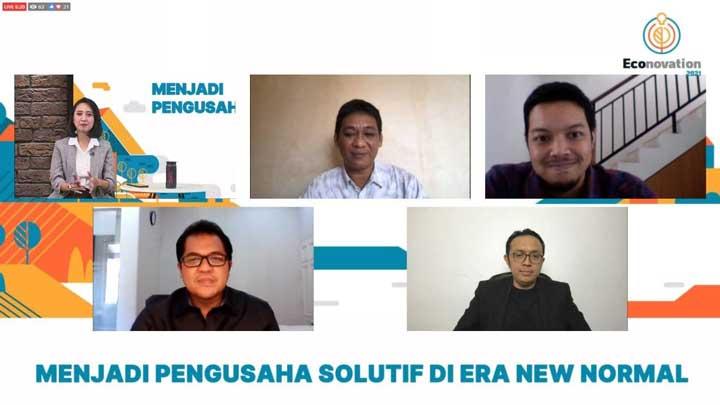 Econovation Beri Peluang Entrepreneur Muda Kembangkan Inovasi Bisnis