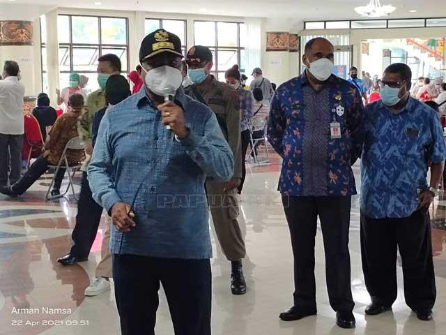Hasil Lelang Jabatan Pemprov Papua Barat Segera Diajukan ke Komisi ASN