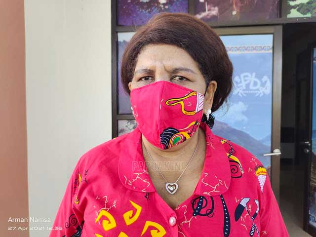 PKK Sorong Selatan Dorong Kreativitas Mama Mama Papua