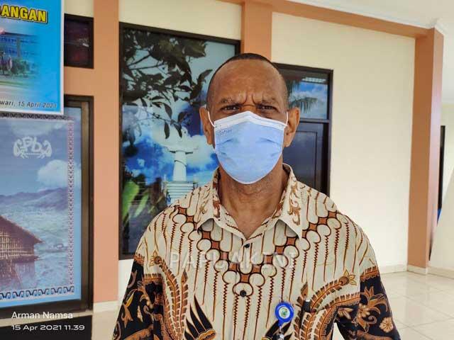 Vaksinasi Umum Covid-19 Tergantung Jumlah Stok, Gubernur Imbau OAP