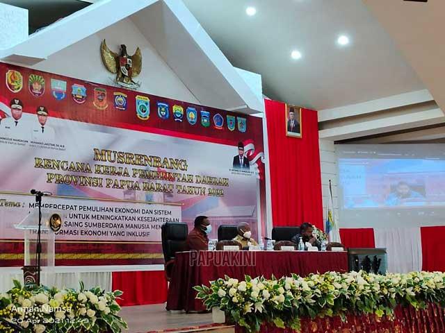 Pemprov dan DPR Papua Barat Dukung Pembentukan Kota Manokwari, MRPB Apresiasi