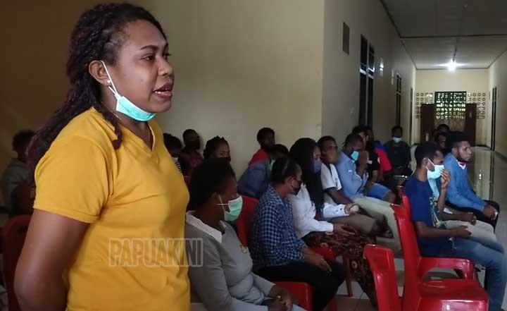 Ikatan Mahasiswa Kaimana di Manokwari Minta Ini ke Bupati dan Wakil Bupati Baru