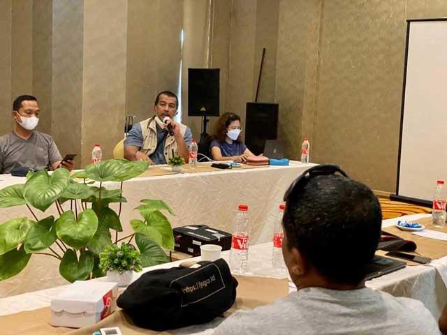 KPK Fasilitasi Kerja Sama GIZ Dorong Implementasi Program Antikorupsi di Papua Barat