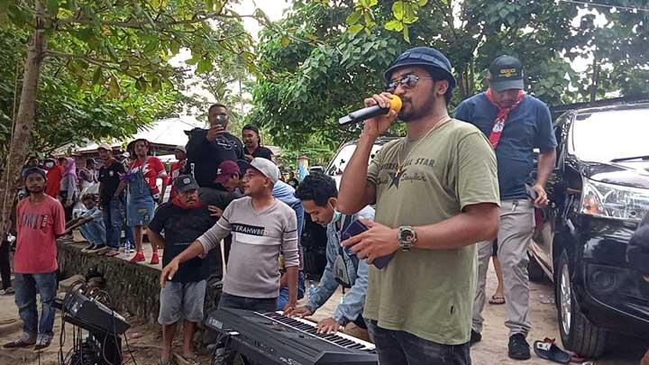 M1R Salam Sarane Papua Barat Galang Dana Peduli NTT