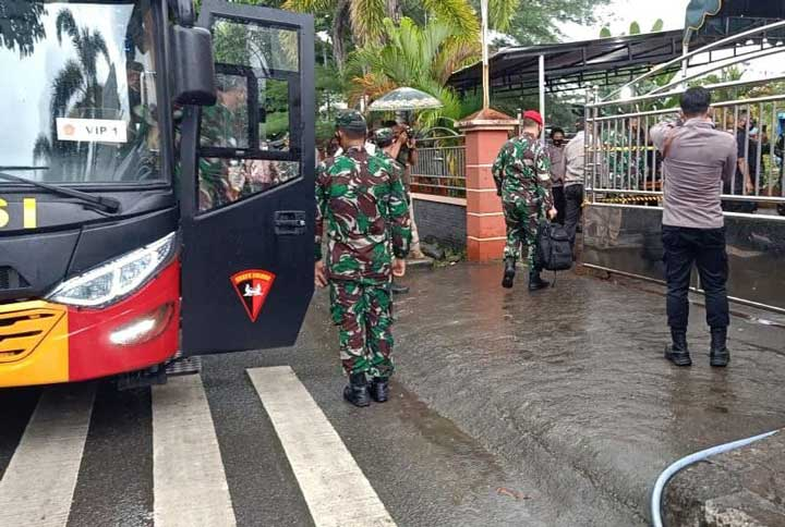 Panglima TNI Cek Langsung Pengamanan Paskah di Manokwari