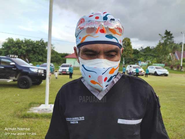 Dokter Rivaldi Liligoly Puas Bisa Bantu Masyarakat Papua