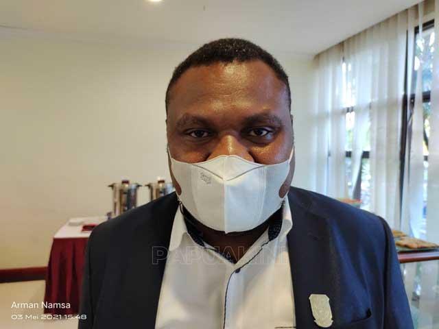 Ketua Fraksi Otsus DPR Papua Barat Minta Pansus Otsus DPR RI Buka Mata dan Telinga
