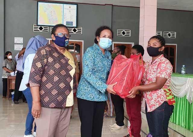 Besok PKK Papua Barat Pelayanan Kesehatan Ibu Hamil dan Balita