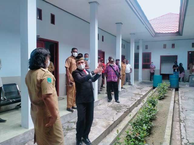 Wakil Bupati Kaimana: Jangan Ada Gerakan Tambahan Penggunaan Dana Desa