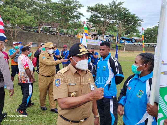 Hebat, Papua Barat Tembus 26 Cabang Olahraga PON XX Papua