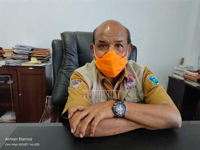 Kepala BPBD Papua Barat Ingatkan Hanya Transportasi Perintis Yang Boleh