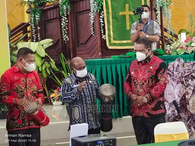 Pemprov Papua Barat Sarankan Pengembangan YPK Sesuai Wilayah Adat