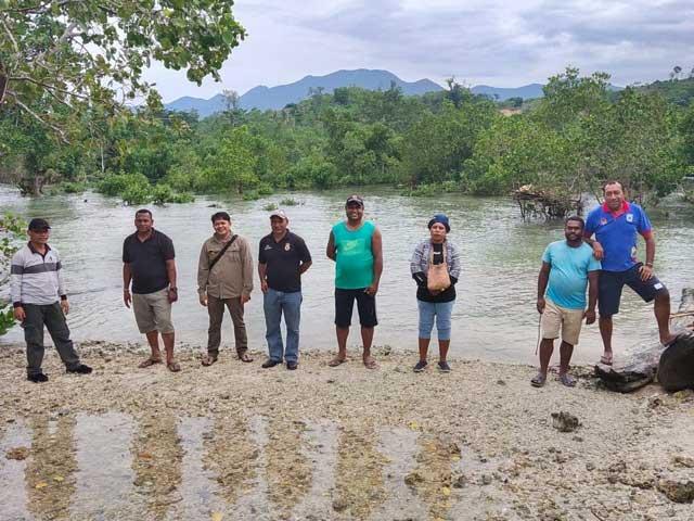 Keberhasilan PEN Mangrove Manokwari Butuh Komitmen Bersama
