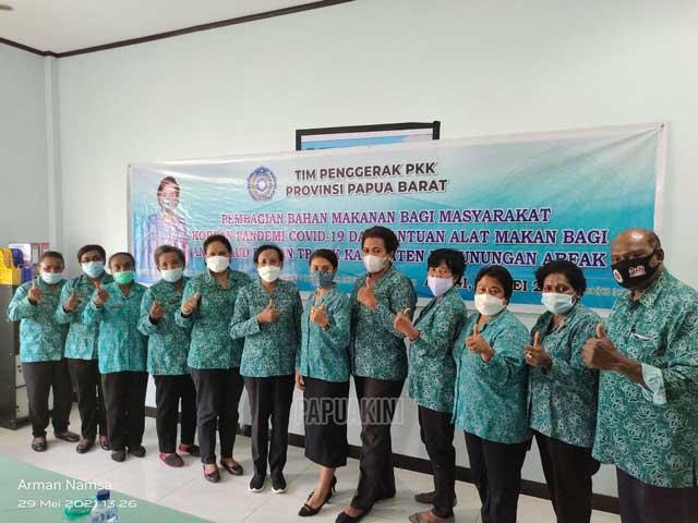 PKK Papua Barat Gelar Lomba Administrasi dan B2SA