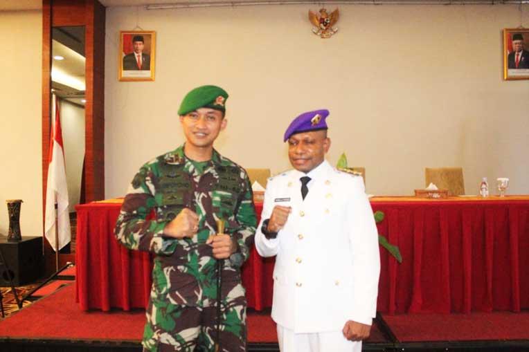 Sore Ini Tambahan Pasukan Batalyon 764 IB Tiba di Kaimana