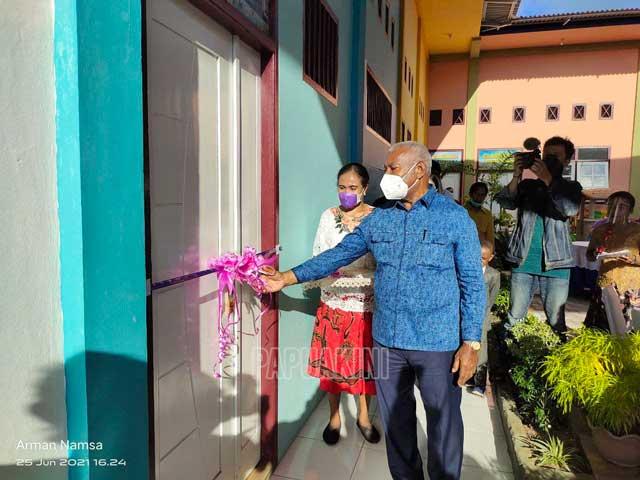 Gubernur Papua Barat Apresiasi Keberadaan HOPE