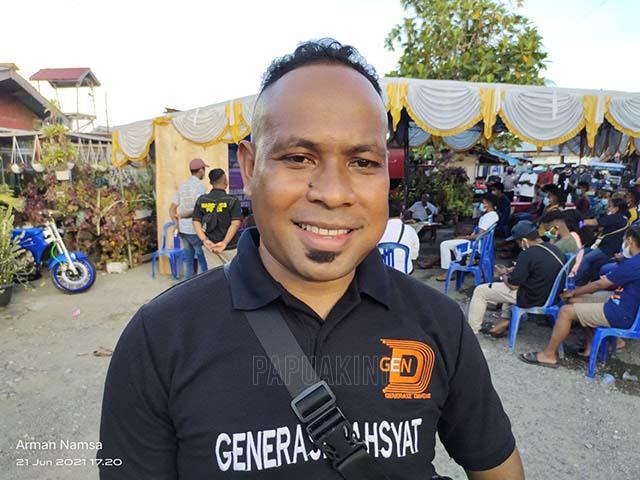 Bina Korban Narkoba, Yayasan Generasi Dahsyat Papua Barat Harap Dukungan Dinas Sosial dan Dinas PMK