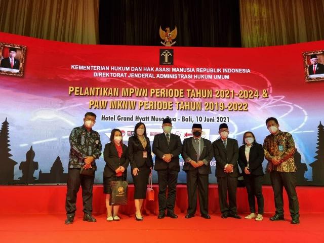 Ini Daftar Anggota Majelis Pengawas Wilayah Notaris Papua Barat
