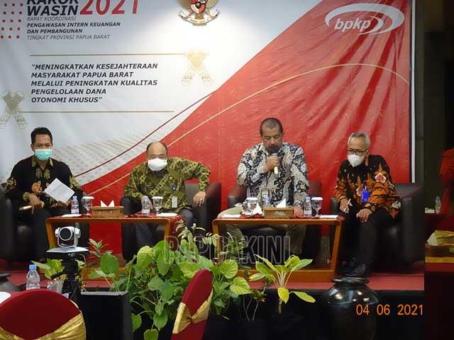 KPK: MCP 2020 Seluruh Pemda Papua Barat di Bawah Rata-rata Nasional