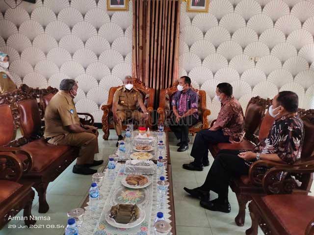 Kepala SMA Taruna Nusantara Bekali SDM dan Calon Siswa SMA Taruna Kasuari Nusantara