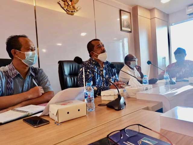 KPK Dorong Penyelesaian 22 Tahun Sengketa 33 Aset Pemkab Sorong ke Pemkot Sorong