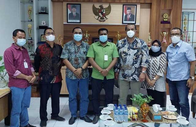 KPK Koordinasi Dengan Bank Papua dan Bapenda Manokwari Data Ini Terungkap