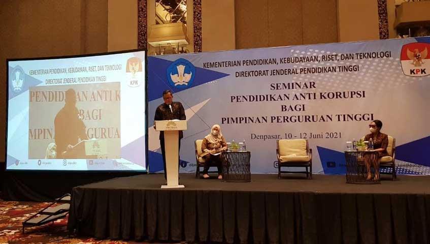 STIE Mah Eisa dan STIH Caritas Papua Sudah 2 Tahun Wajibkan Pendidikan Anti Korupsi