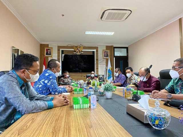 KPK Dorong Integrasi Lahan Eks Konsesi Sawit Dalam Revisi RTRW Papua Barat