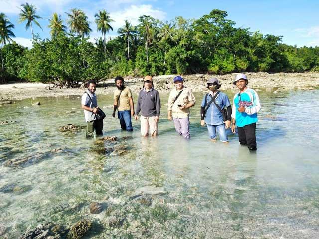 Warga Pulau Nusmapi Harap Program PEN Mangrove Terealisasi Secepatnya