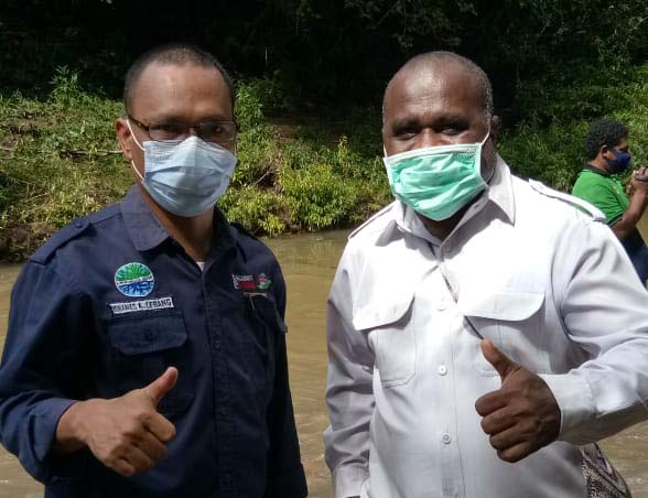 Julian Kelly Kambu Siap Pimpin IKA UNIPA Kota Sorong