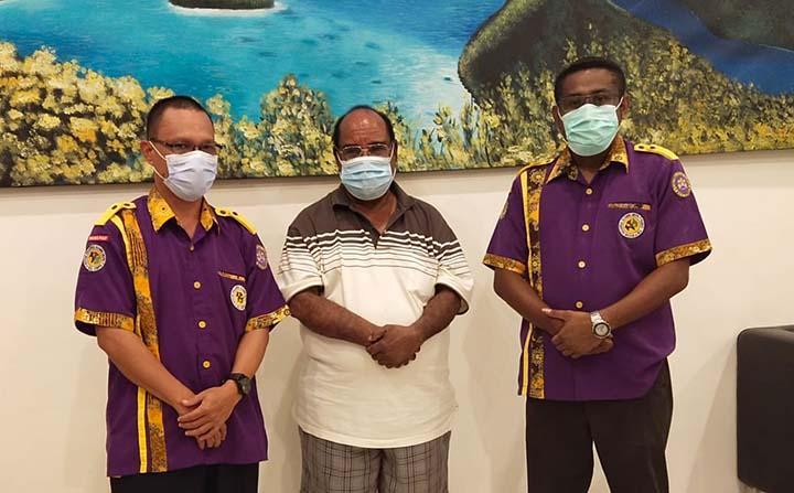 Pemerintah Kota Sorong Siap Sukseskan Raker IKA Unipa