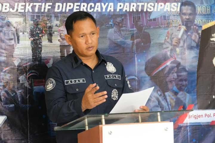 15 Pejabat Polda Papua Barat Dipromosi