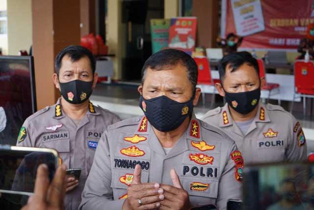 Polda Papua Barat Vaksinasi Covid-19 Gratis